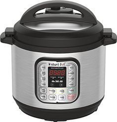Instant Pot IP-DUO80 7-in-1 Programmable Electric Pressure Cooker 8 Qt Instant IP DUO80 Programmable Electric Pressure is a great pick from the best selling products online in Kitchen category in USA. Click below to see its Availability and Price in YOUR country.
