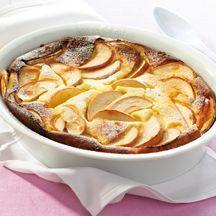 Léger de pommes au fromage blanc - Weight watchers