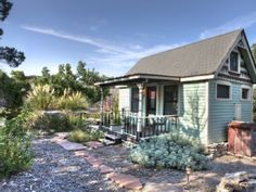 Canyon Lake Cottage Rental: Featured On Msn -tiny Texas House-king Bed-private Hot Tub | HomeAway