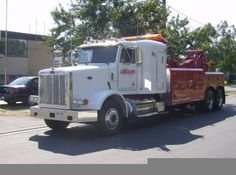 Abrams Towing Services has provided superior towing and roadside assistance in Canada since Speak with our friendly staff at Ottawa Ontario, Heavy Duty Trucks, Richmond Hill, Tow Truck, Peterbilt, Heavy Equipment, Website, American, Street