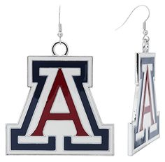 "Arizona XXL ""A"" Enamel Fish Hook Earrings Rhinestone U https://www.amazon.com/dp/B01LXRPMD5/ref=cm_sw_r_pi_dp_x_QGy9xb5JW3QTV"