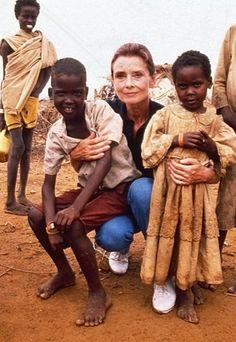 audrey unicef   Audrey Hepburn: ciekawostki z życia