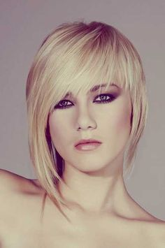 short asymmetrical haircuts | 25 Best Short Straight Hairstyles | 2013 Short Haircut for Women