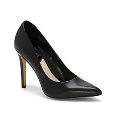 """KAIN-The classic reinvented for the modern woman. Vince Camuto's Kain pump is sumptuous in smooth hues with a sharp pointed toe silhouette.     <li>3.9"""" heel"""