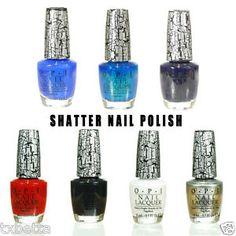 crackle style nail polish