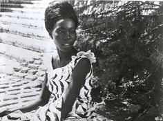 "Black Girl. 1965. Senegal. Written and directed by Ousmane Sembene, ""the father of African film"""