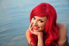 Ariel smile - little mermaid by ~Yana-Mio