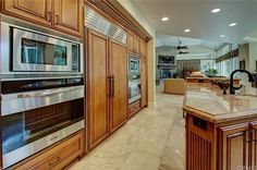 Client wish list: a well equipped kitchen