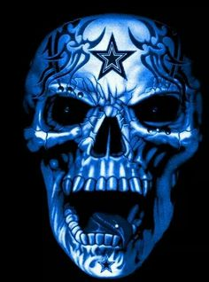 Dallas Cowboys Tattoo, Dallas Cowboys Party, Dallas Cowboys Wallpaper, Dallas Cowboys Pictures, Cowboy Images, Cowboy Pictures, Skull Pictures, Cowboys Memes, Football Memes