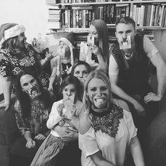 Our family of estonian folks 👪👪 @estonianfolkdance #estoniansociety #family #friends #lestydrukud #lesrahvatants #christmas #estonianfolks
