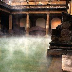 ancient roman bath houses - Google Search
