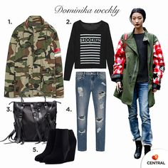 #dominikaweekly #inspiration #fashion #occentral