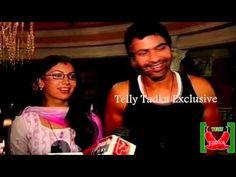 Kumkum Bhagya Onscreen Location Interview - Shabbir Ahluwalia and Sriti Jha
