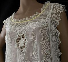 Школа стильных образов и идей - Филейка на старинных платьях