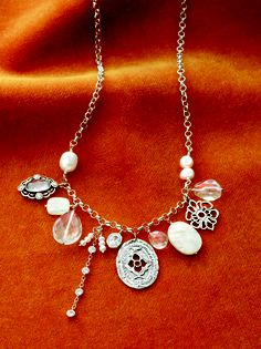 Enchanted Necklace - N2805 $199 CDN  www.mysilpada.ca/sandy.vanalstyne