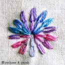 A wonderful page full of pictures of embroidery stitches. Click on individual pictures for instructions.