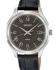 What could be more perfect than purchasing a watch you like from a great brand for an attractive price, this Seiko sophisticated model is 10atm waterproof. Popular Watches, Seiko, Model, Accessories, Fashion, Moda, Fashion Styles, Fashion Illustrations
