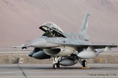 Chilean Air Force Lockheed-Martin F-16D Block 50+ Fighting Falcon