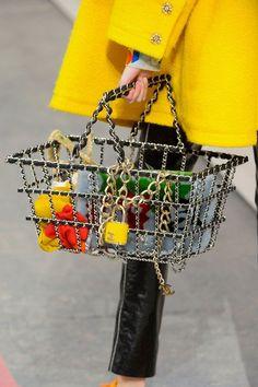 Chanel's Fall/Winter 2014 Supermarket Fashion Show