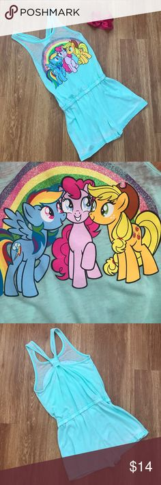 My Little Pony Romper My Little Pony girls Romper. Excellent gently used condition. My Little Pony Other