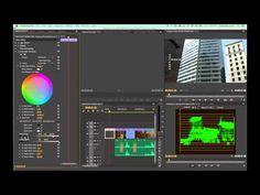 Tutorial Adobe Premiere Pro CC - Episode 17 - Color Correction within Premiere - YouTube