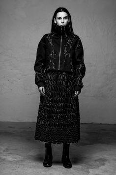 Fashion Labels, Androgynous, Street Wear, Fall Winter, Embroidery, Streetwear