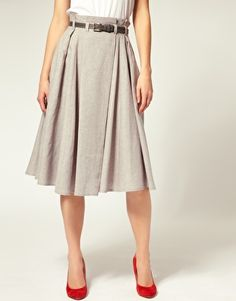 Classic - wish it had a few more inches on the hemline...