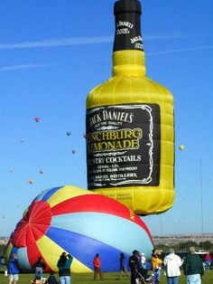 character hot air balloons - Google Search