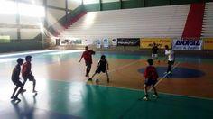 Sem patrocinadores, meninos do Positivo/ADTB/T.Borba treinam para a Taça Paraná sub 13