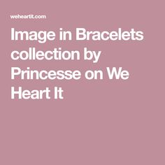 Image in Bracelets collection by Princesse on We Heart It Find Image, We Heart It, Nails, Bracelets, Collection, Finger Nails, Bangle Bracelets, Ongles, Nail