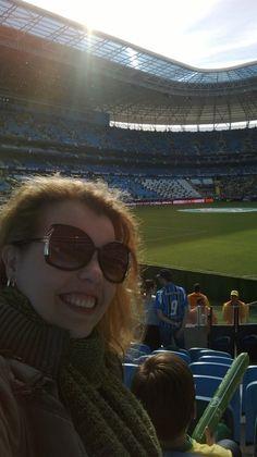 Jogo na Arena do Grêmio: Amistoso Brasil 3 X 0 França 09.06.2013