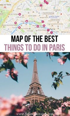 10 Stops To Include On The Perfect Paris Itinerary These best things to do in Paris will help you create the perfect Paris itinerary! Our 10 stops for your Paris itinerary will show you the best of the city Paris Travel Guide, Europe Travel Tips, European Travel, Travel Packing, Travel Destinations, Budget Travel, Travel Ideas, Paris Map, Paris City