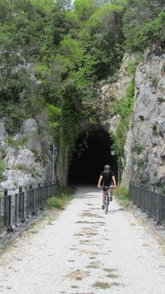 #greenway #Spoleto to #Norcia by #bike #cicloturismo