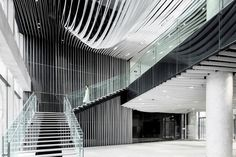These spectacular office lobbies, masterpieces in their own right, offer a preliminarytaste of the workplace wonder that unfolds inside. For ...