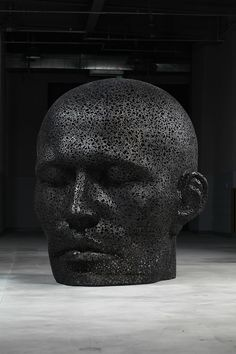 Young-Deok Seo, 'Meditation', chain sculpture  _