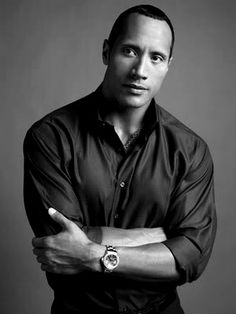 """Dwayne Johnson """"The Rock"""" - Father - African American, Mother - Samoan"""