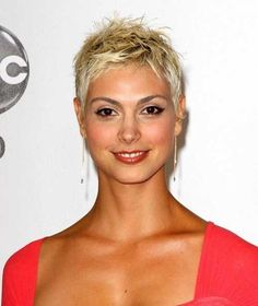 cool 20 Beautiful Styles of Short and Spiky Haircut