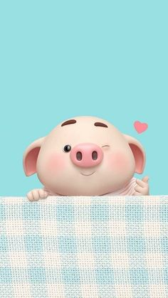 New Wallpaper Disney Cute Phone Backgrounds Ideas Pig Wallpaper, Trendy Wallpaper, Disney Wallpaper, Cute Piglets, 3d Art, Pig Illustration, Baby Pigs, Boxing Day, Cute Cartoon Wallpapers