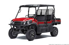 New 2017 Kawasaki Mule PRO-FXT EPS LE ATVs For Sale in South Dakota. 2017 KAWASAKI Mule PRO-FXT EPS LE, Kawasaki STRONG 3-Year Limited Warranty!!