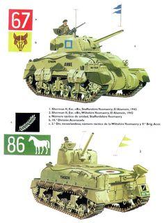 British Army, British Tanks, Super Pictures, Camouflage Colors, Sherman Tank, War Thunder, Desert Camo, Engin, Ww2 Tanks