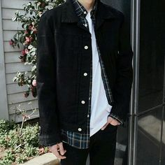 Stylish Mens Outfits, Casual Outfits, Fashion Outfits, 80s Fashion, Vintage Fashion, Fashion Tips, Korean Fashion Men, Korean Street Fashion, Mode Grunge