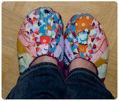 Projektownia Jednoiglec: Slippers