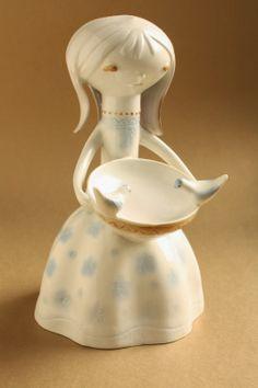 Ősz Szabó Antónia terve. Hamupipőke Spoon Rest, Pottery, Ceramics, Tableware, Vintage, Ceramica, Ceramica, Dinnerware, Pottery Marks