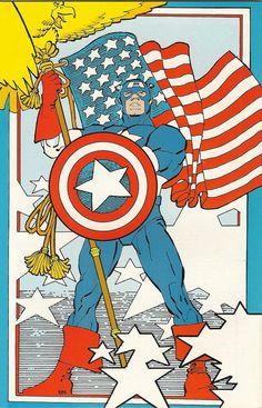 Captain America by Frank Miller