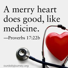 Image result for a merry heart does good like medicine picture
