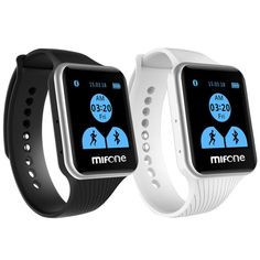 Mifone W15 Smart Watch With 2.5D Curved Sapphire Touch Screen Tpsiv Anti Allergy Strap Bluetooth Smartwatch Phone Android Watch. SMART WATCH.