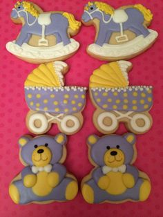 Baby Shower cookies 2014 | Cookie Connection