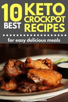 If you're always on the go, it can be quite hard to stay on your ketogenic diet. Because you don't have enough time to prepare your meals, fortunately, for times like these, we have the crockpot to the rescue! Here are ten of the best ever keto crockpot recipes.