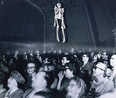 William Castle 'Emergo'... Why can't we still have fun theater gimmicks?