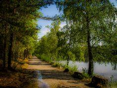 The path along 3.rd Bjørndalsdam, Fredrikstad, Norway Copyright: Heidi Femmen